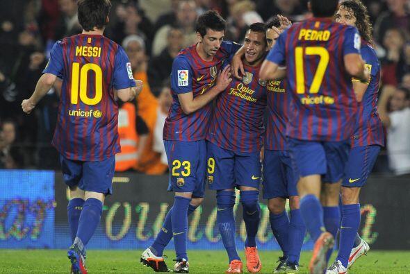 Barcelona ganó, gustó y volvió a golear. La Liga sigue a full y ahora el...