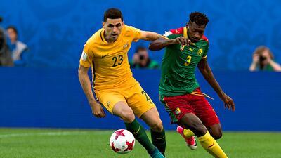 Camerún y Australia se aferran a la Confederaciones con un empate