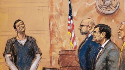 De 'Vicentillo' Zambada a los mensajes con Emma Coronel: la peor semana para la defensa de 'El Chapo' en la corte