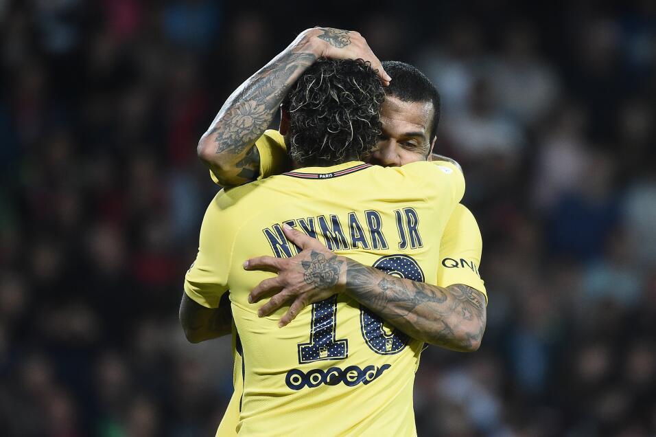 Neymar tuvo debut de ensueño en triunfo del PSG GettyImages-831111768.jpg