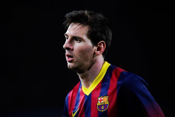 Lionel Messi, cuatro veces Balón de Oro y reconocido como mejor jugador...