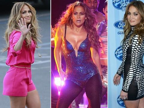 La cantante se pone súper sensual para hacer su papel de juez en...