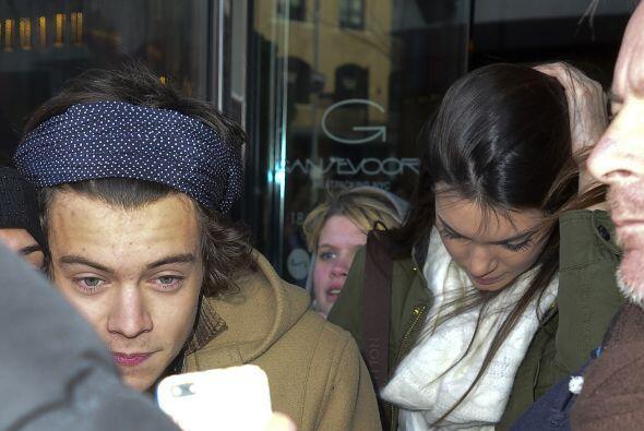 Avistamiento: Nuestros radares indican que Harry Styles y Kendall Jenner...