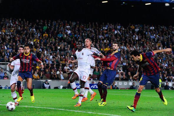 Nueve minutos más tarde se ampliaría la ventaja española en una jugada a...