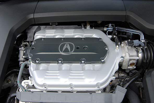 Su totalmente nuevo motor 3.7 litros V6 produce 305 caballos de fuerza.