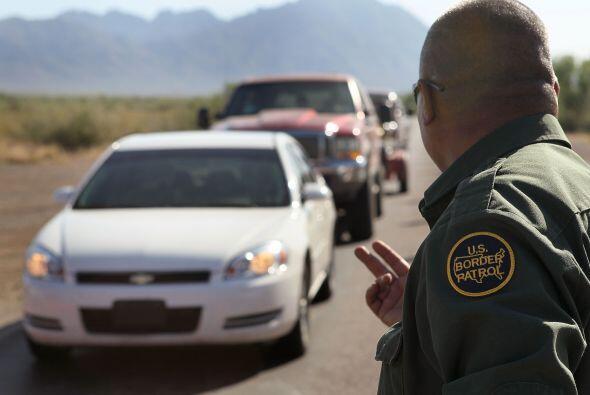 """""""Sabemos que los narcotraficantes siempre están buscando nuevas rutas y..."""