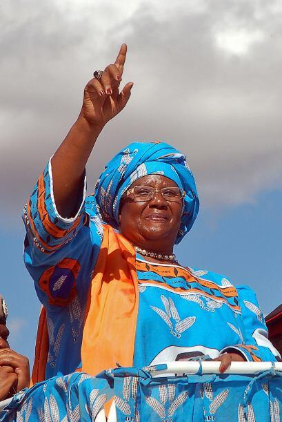 40.- JOYCE BANDA: Es la primer presidenta mujer de Malawi y la segunda e...
