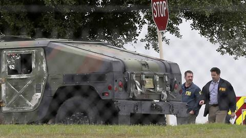Daily Brief: Shooting in Texas Air Force Base
