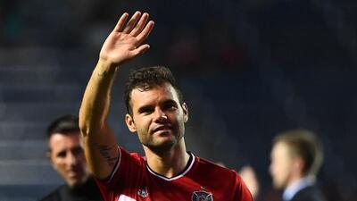 Nemanja Nikolic, en la cima de la tabla de goleadores ... ¿Candidato al...