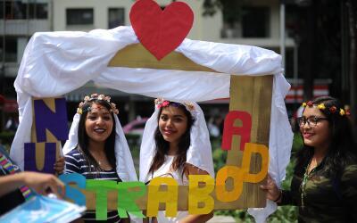 El reconocimiento legal de parejas del mismo sexo es ya una realidad en...