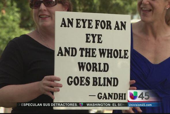Esta semana Texas ejecutó a la persona número 500 por condena a pena de...