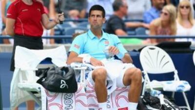 Novak Djokovic cae en octavos de final del Masters de Toronto.