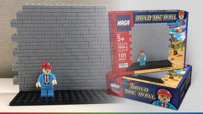 Promocionan juguete altamente racista a niños para la Navidad