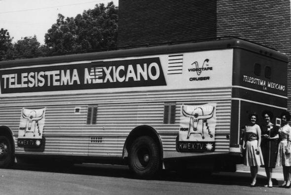 SIN era parte del Telesistema Mexicano, la empresa audiovisual más grand...
