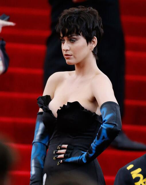 'Hairstyles' de Katy Perry que puedes imitar