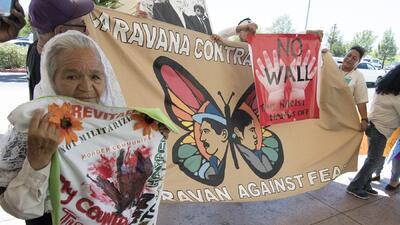 'La Caravana contra el Miedo' denuncia intimidación en Arizona