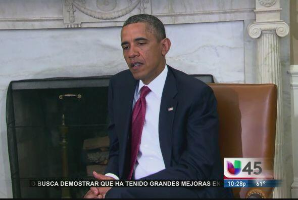 Finalmente el presidente Obama responde abiertamente a las amenazas de C...