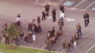 """""""Los Bandidos"""", una de las bandas responsables del tiroteo en Waco"""