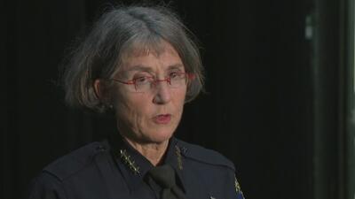 Reunión comunitaria con la policía en Oakland