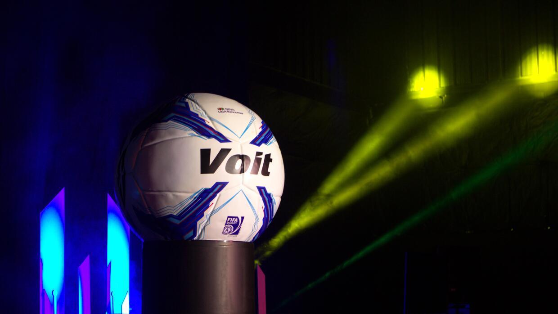 El esférico será utilizado en todas las divisiones del fútbol mexicano.