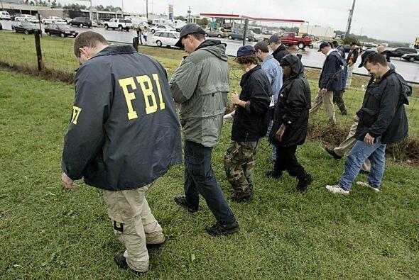 Los más buscados por el FBI es una lista que se hace desde marzo de 1950...