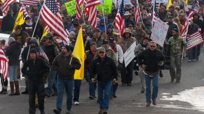Por qué milicianos tomaron un refugio en Oregon oregon.jpg