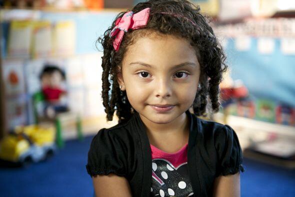 Niños preescolares de cuatro y cinco años nos contarán qué actividades l...