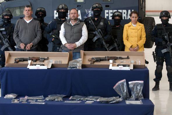 'El Farmero' confesó a las autoridades de México ser respo...