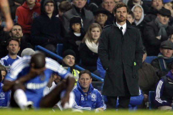 2-1 final en favor de los 'Reds' y el técnico Villas-Boas deberá trabaja...