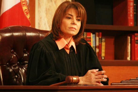 Como siempre, la Jueza Pereyra escucha con total objetividad las dos pos...