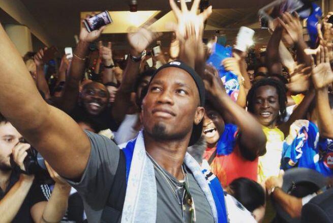 De Tito a Drogba: cinco cosas que debes saber de la vida de Didier didie...