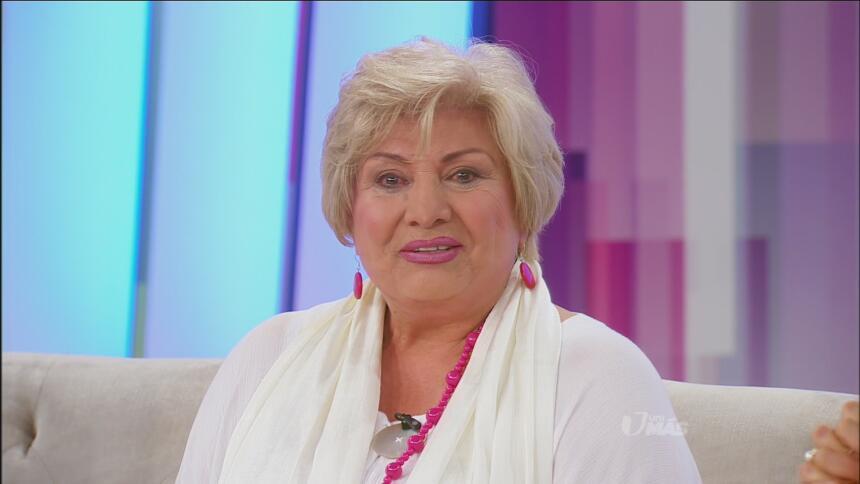 Doña Miranda dijo sentirse orgullosa de su hija Carmen.