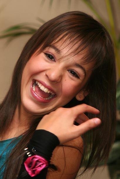 """Después de protagonizar """"Pablo y Andrea"""" en 2005, Danna Paola consiguió..."""