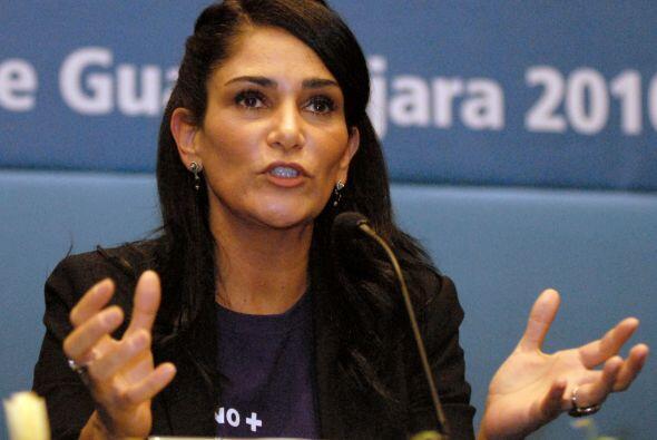Lydia Cacho, al enterarse de la sentencia de Kuri celebró que el juzgado...