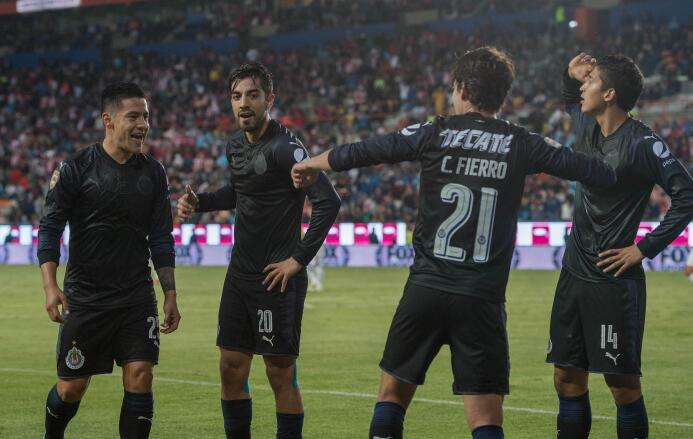 Estadio Hidalgo: 17,511 espectadores