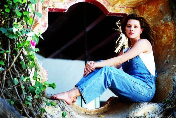 """La primera telenovela que hizo para """"Televisa"""" fue """"Infierno en el Paraí..."""