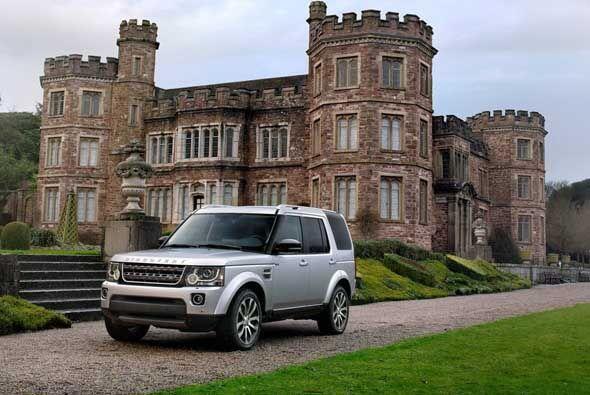Land Rover lanzó una nueva edición especial de la Discover...
