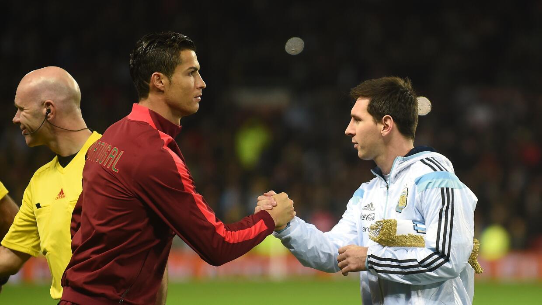 Ambos jugadores son candidatos a mejor gol del año en la UEFA.