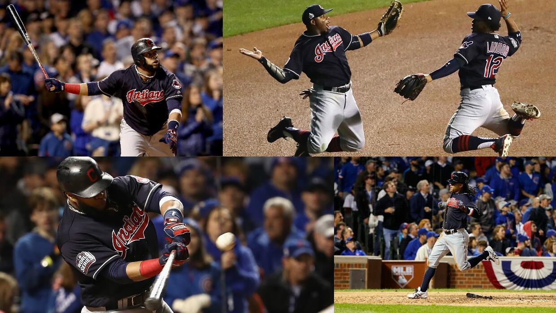 Los nueve hispanos que fueron clave en el triunfo de los Cubs Getty-prim...