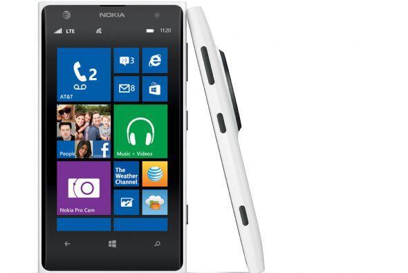 El Nokia Lumia 1020 es un teléfono inteligente icónico con...