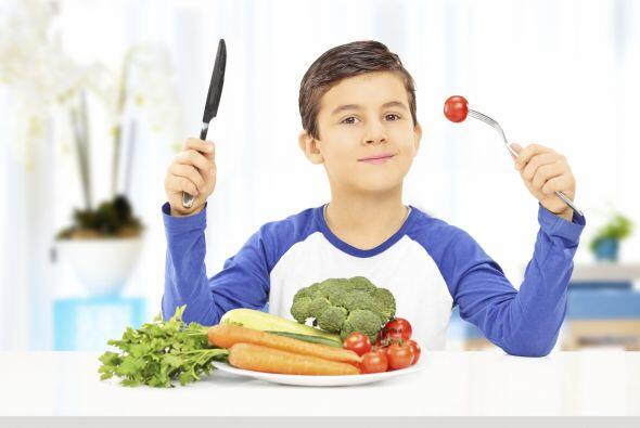 La buena alimentación es el secreto de la inteligencia en los niños, ade...