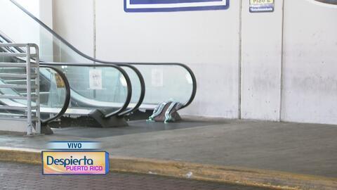 Investigan hallazgo de un paquete sospechoso en el estacionamiento de un...