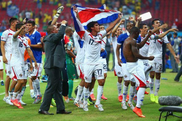 Tras el gran Mundial realizado por la selección de Costa Rica al parecer...