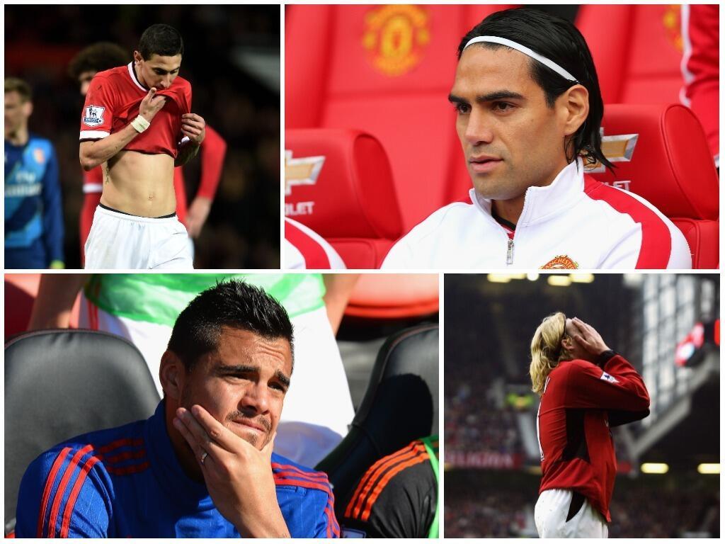 Por este camino no, Alexis: los sudamericanos que fracasaron en el Manch...