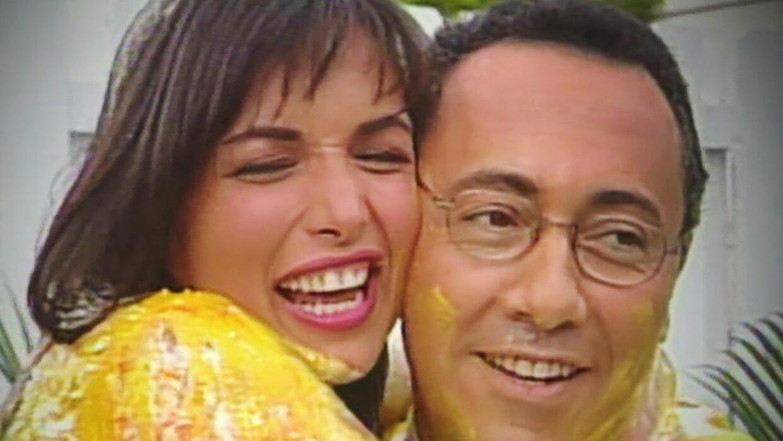 Fernando Arau hizo algo más que una buena mancuerna con Giselle Blondet