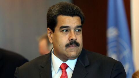 """Maduro tras sanciones financieras de Trump: """"¿Habrá que pasar por sacrif..."""