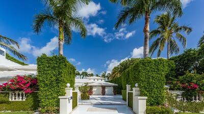 Esta es la casa que Shakira quiere vender en Miami