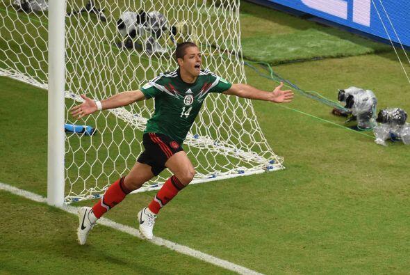 La buena noticia para Hernández es la convocatoria a selección mexicana,...
