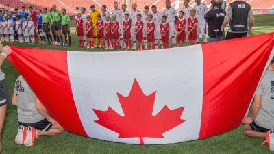 Selección Canadá