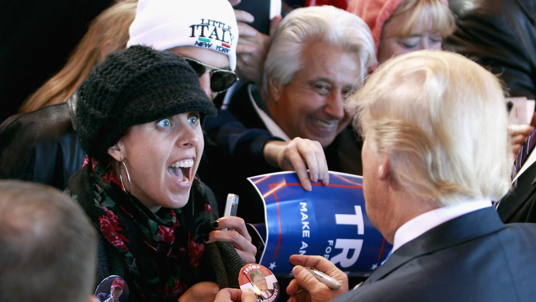 Enrique Acevedo: ¿Quién manda en el GOP? GettyImages-Trump-Rally-Dec-16.jpg